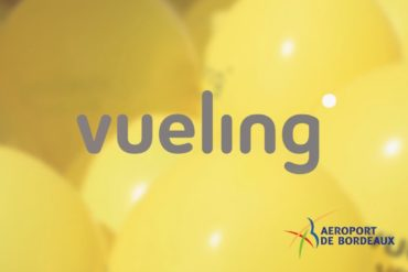 Vueling / Aéroport de Bordeaux